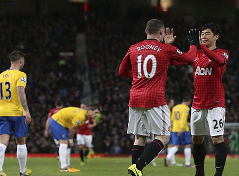 Manchester United 2-1 Southampton