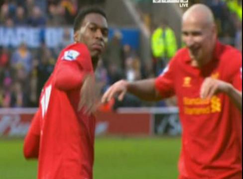 Mansfield 1-2 Liverpool