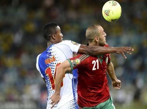 Morocco 1-1 Cape Verde