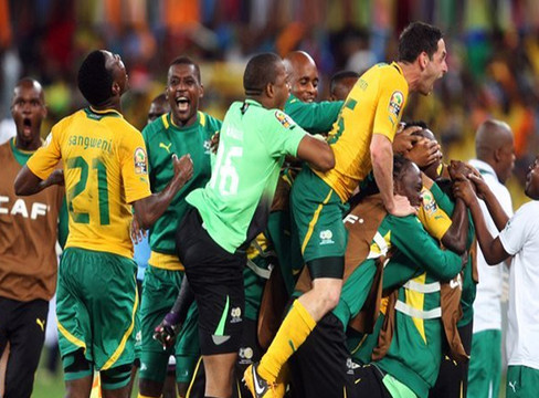 Morocco 2-2 South Africa