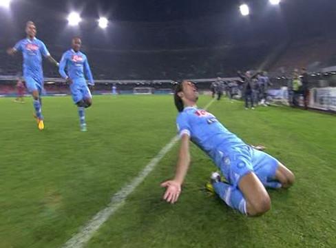 Napoli 4-1 AS Roma  