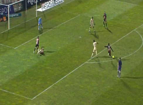 Nice 5-0 Valenciennes