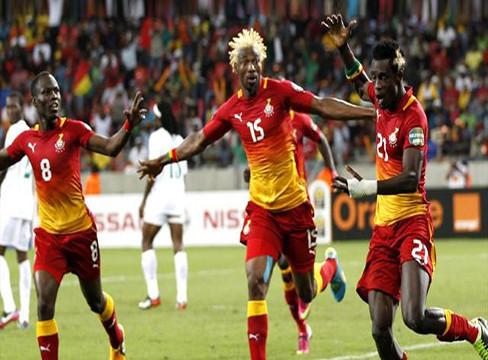 Niger 0-3 Ghana