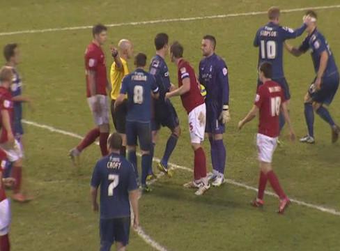 Nottingham Forest 2-3 Oldham Athletic