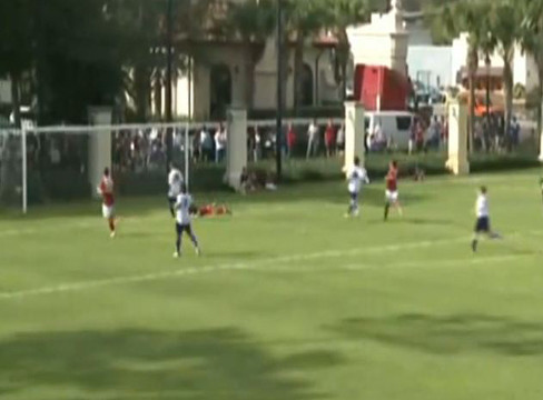 Orlando City 0-5 AS Roma