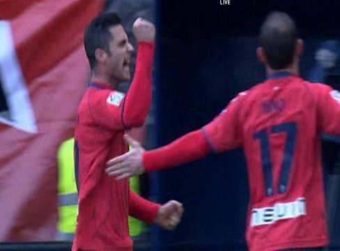 Osasuna 2-1 Deportivo La Coruna