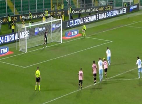 Palermo 2-2 Lazio
