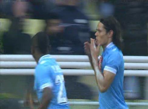 Parma 1-2 Napoli