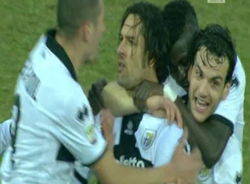 Parma 2-1 Palermo
