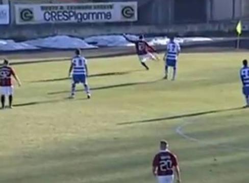 Pro Patria 0-0 AC Milan (Abandoned)