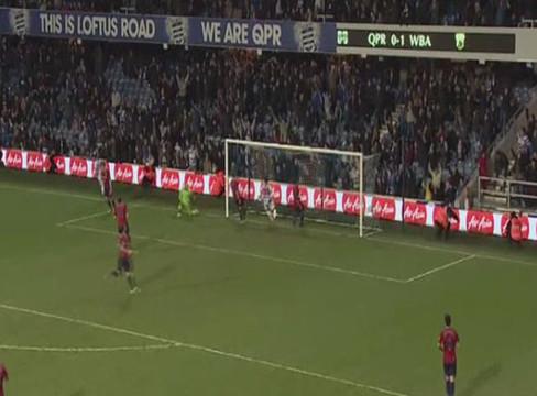 Queens Park Rangers 1-1 West Bromwich Albion