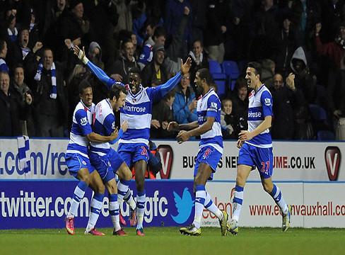 Reading 2-2 Chelsea