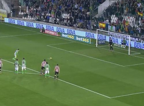Real Betis 1-1 Athletic Bilbao