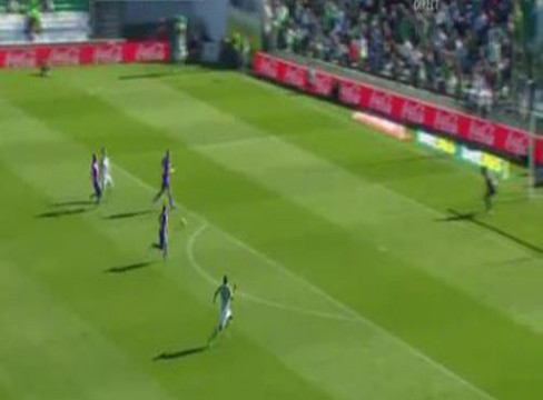 Real Betis 2-0 Levante