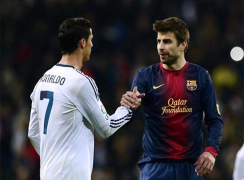 Real Madrid 1-1 Barcelona