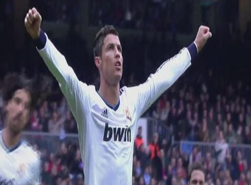 Real Madrid 4-0 Getafe