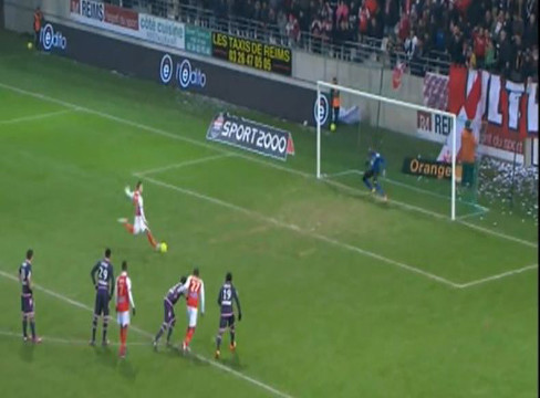 Reims 1-1 Toulouse