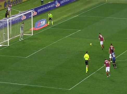 AS Roma 1-1 Inter
