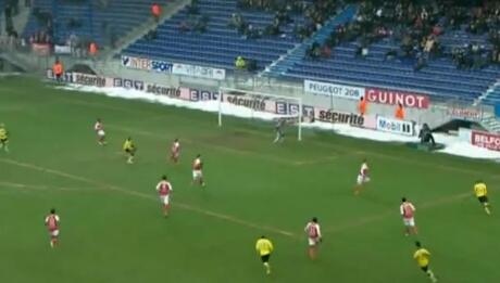 Sochaux 1-0 Reims
