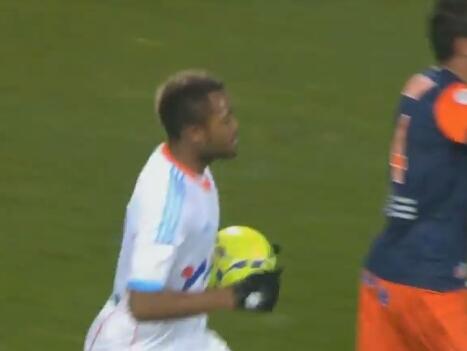 Marseille 3-2 Montpellier