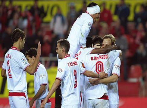 Sevilla 3-0 Granada
