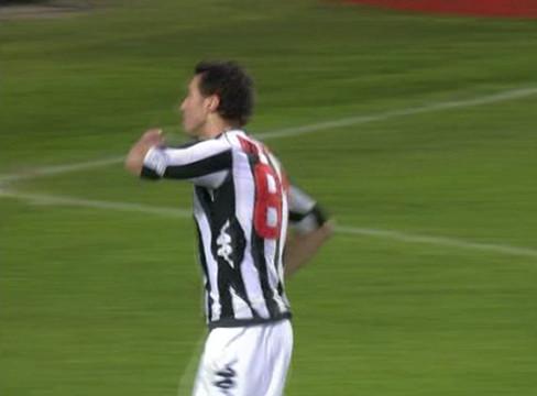 Siena 1-0 Sampdoria