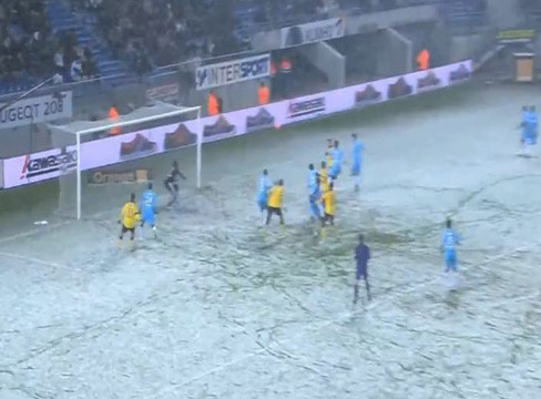 Sochaux 3-1 Marseille