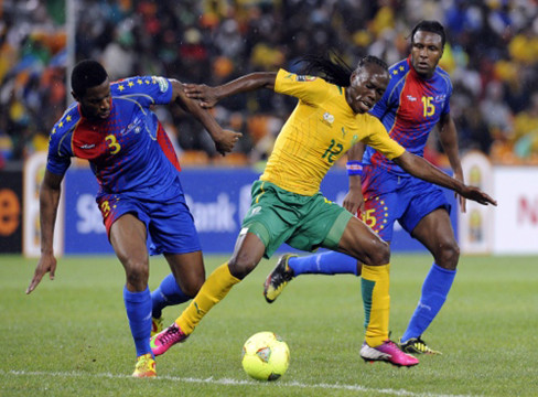 South Africa 0-0 Cape Verde