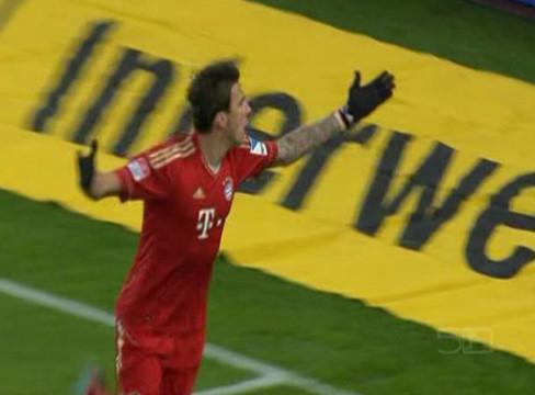 Stuttgart 0-2 Bayern Munich