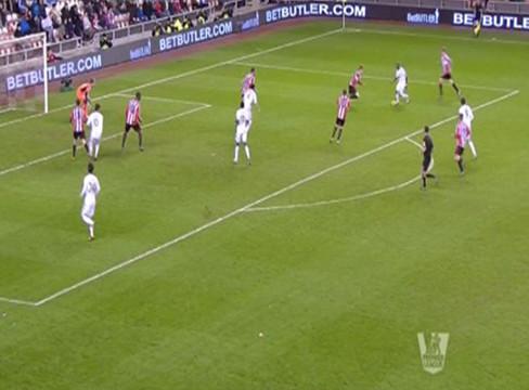 Sunderland 0-0 Swansea City