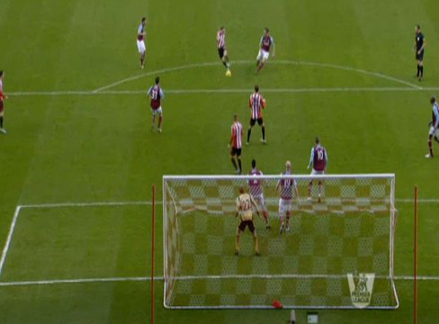 Sunderland 3-0 West Ham United