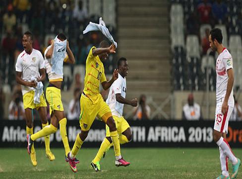 Togo 1-1 Tunisia