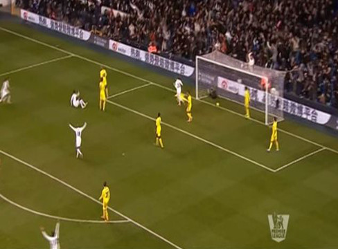 Tottenham Hotspur 3-1 Reading