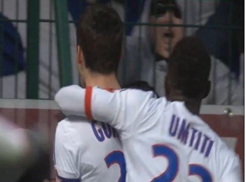 Troyes 1-2 Lyon