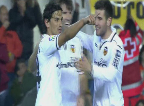 Valencia 2-1 Osasuna