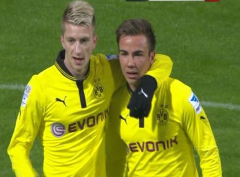 Werder Bremen 0-5 Borussia Dortmund