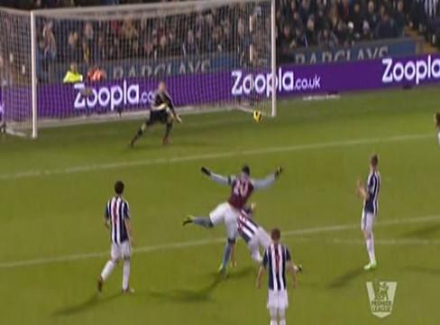 West Bromwich Albion 2-2 Aston Villa