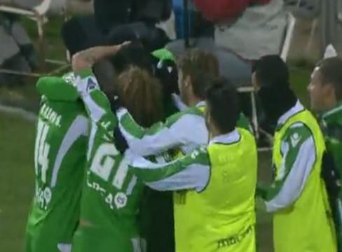 Real Zaragoza 1-2 Real Betis