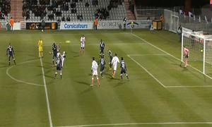 Ajaccio 1-0 Bordeaux