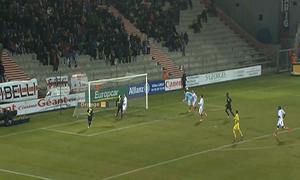Ajaccio 1-3 Lille