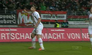 Augsburg 2-1 Hoffenheim