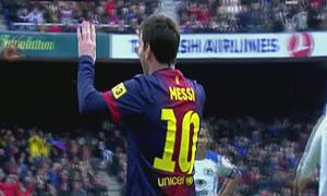 Barcelona 6-1 Getafe