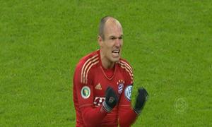 Bayern Munich 1-0 Borussia Dortmund
