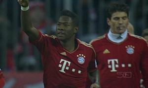 Bayern Munich 4-0 Schalke