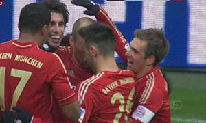 Bayern Munich 6-1 Werder Bremen