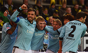 Borussia Dortmund 1-4 Hamburger SV