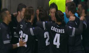 Celtic 0-3Juventus
