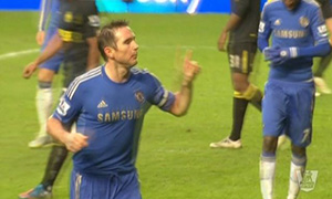 Chelsea 4-1 Wigan Athletic