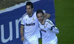 Deportivo La Coruna 1-2 Real Madrid