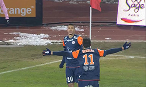 Evian TG 0-1 Montpellier